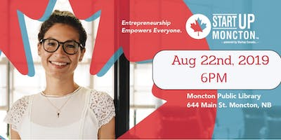 Startup Greater Moncton Event