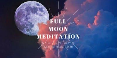 Full Moon Meditation - KYC Newtown