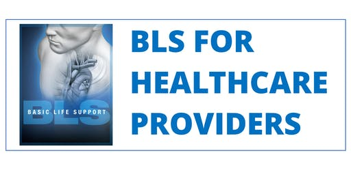 CPR - BLS for Healthcare Providers