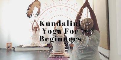 Kundalini Yoga Beginners Series - KYC Newtown