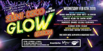 SILENT DISCO (Glow Edition) Artwalk After Dark at Myth Nightclub | 02.06.19