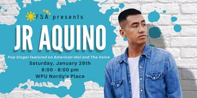 FSA Presents: JR Aquino