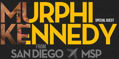 {1/19} (THIS SATURDAY) San Diego Invasion w/ Special Guest Murphi Kennedy