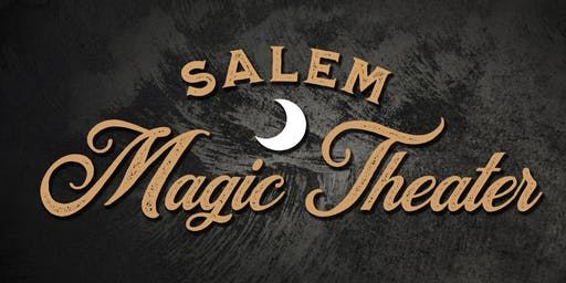 An Evning with the Official Magician of Salem Massachusetts