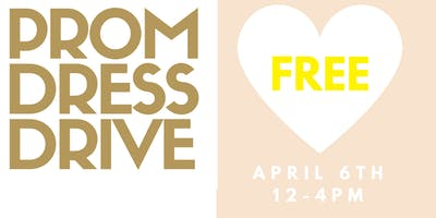 Yes to the Prom Dress DRIVE