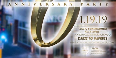6 Year Anniversary - 3 Level Party - Downtown Minneapolis
