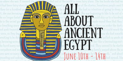 Summer Camp: All About Ancient Egypt