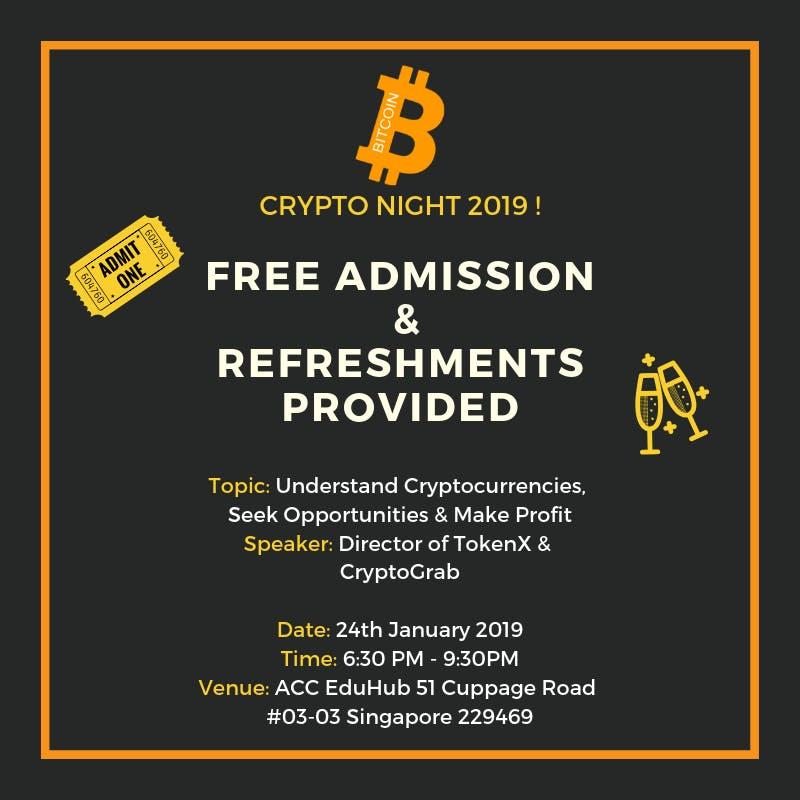 Crypto Night 2019