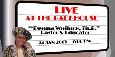 LIVE At The Backhouse