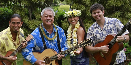 George Kahumoku, Jr. & The Slack Key Show Ohana tickets