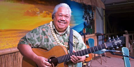 Kevin Brown - Traditional Slack Key Guitar tickets