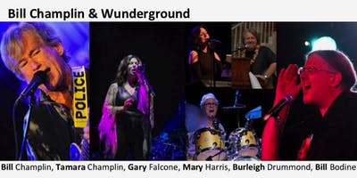 Bill Champlin and Wunderground