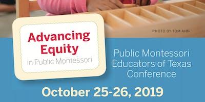 Public Montessori Educators of Texas Conference