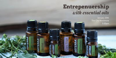 Entrepenuership With Essential Oils