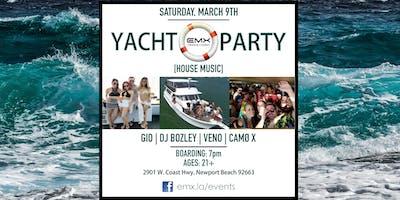 EMX Yacht Party [House Music] (Newport Beach)