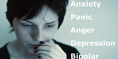 Help for Anxiety, Depression, OCD, Bipolar and Panic - Newry tickets