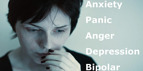 Help for Anxiety, Depression, OCD, Bipolar and Panic - Dublin 6 tickets