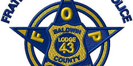BALDWIN COUNTY FRATERNAL ORDER OF POLICE 5K/1MILE FUN WALK tickets