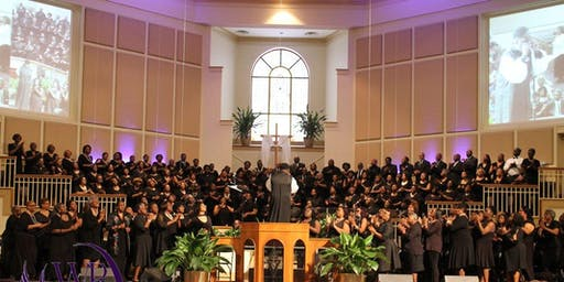 ONE Carolina Mass Choir Recording
