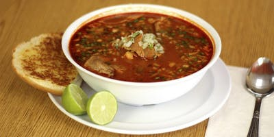 Authentic Interior Mexican Cooking: Pozole