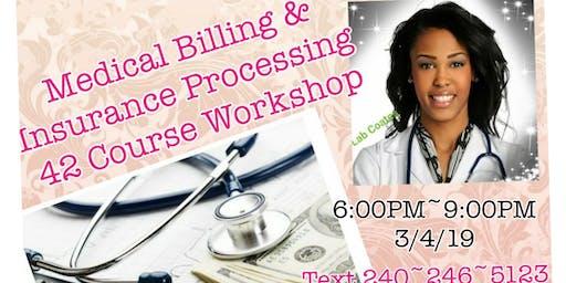 Medical Billing and Insurance Processing Workshop