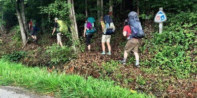 Sheltowee Trace Long Distance Backpacking