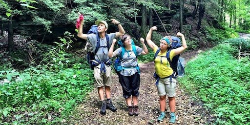 Last Chance Backpacking: Pine Mountain Scenic Trail