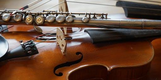 MUSICA IN SALOTTO E IN CASA