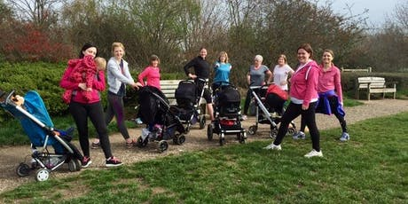 Pram Fit / Outdoor Fitness Taster Class tickets