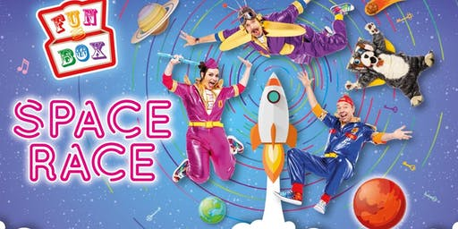Funbox present The Space Race