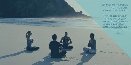 Surf & Yoga Retreat @ Azula 13th July until 17th July 2019 tickets