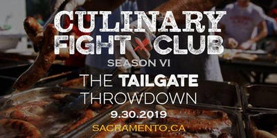 Culinary Fight Club - SACRAMENTO: The Tailgate Throwdown