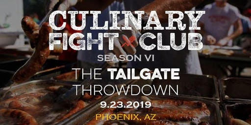 Culinary Fight Club - ARIZONA: The Tailgate Throwdown