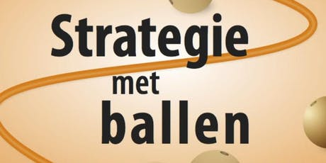 Maak je ambities waar! Workshop 'Strategie met ballen' tickets