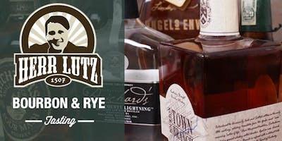 """Whiskey Tasting """"Bourbon & Rye at it's best"""""""