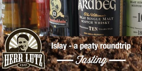 "Whisky Tasting ""Islay - a peaty roundtrip"" Tickets"
