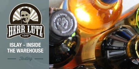"Whisky Tasting ""Islay - inside the warehouse"" Tickets"