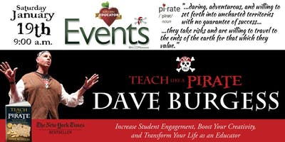 Meet Dave Burgess - Teach Like A Pirate