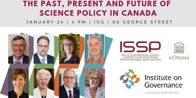 The Past, Present and Future of Science Policy in Canada