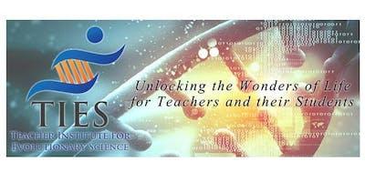 Evolution for Educators Workshop at ZooMontana