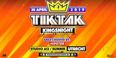 TIKTAK Kingsnight | Utrecht