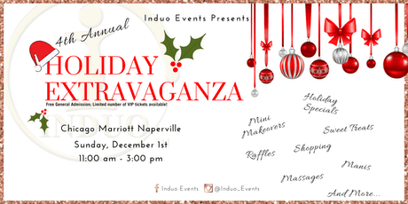Induo's 4th Annual Holiday Extravaganza Expo! tickets