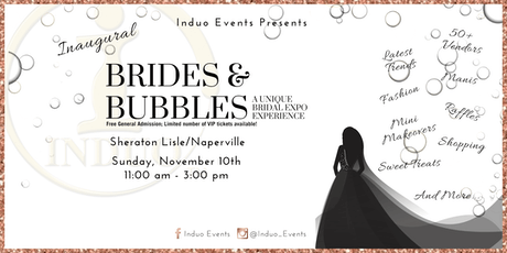 Induo's Inaugural Brides & Bubbles Expo! tickets