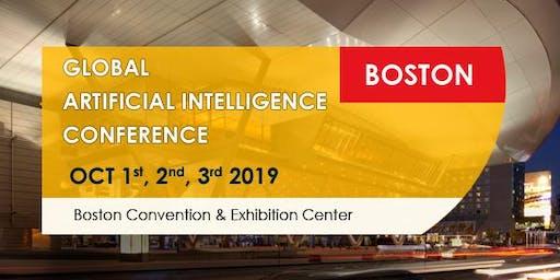 Ambassador Registration - Global Artificial Intelligence Conference Boston October 2019
