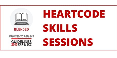 HeartCode Skills Sessions (BLS, ACLS, PALS) tickets