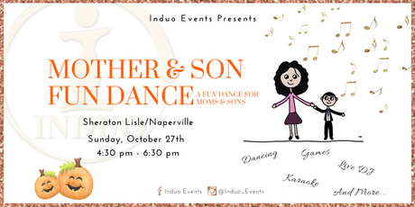 Induo's Mother & Son FUN! - A Mom and Son Dance  tickets