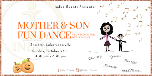 Induo's Mother & Son FUN! - A Mom and Son Dance