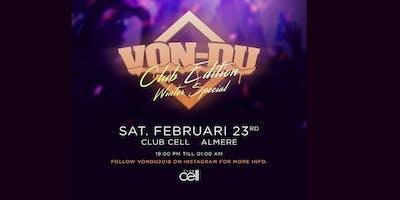 VON-DU | Club Edition | Winter Special