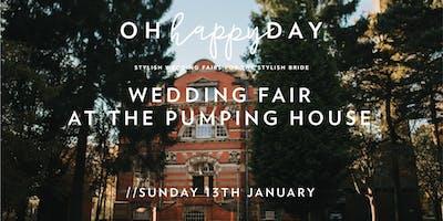 The Pumping House Wedding Fair