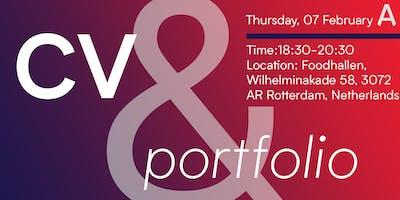 CV & Portfolio session for architects